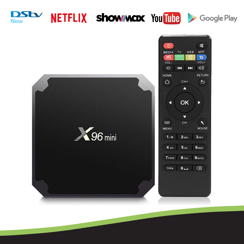 X96 Mini S905W 1GB/8GB  Android 7.1 Smart TV Box