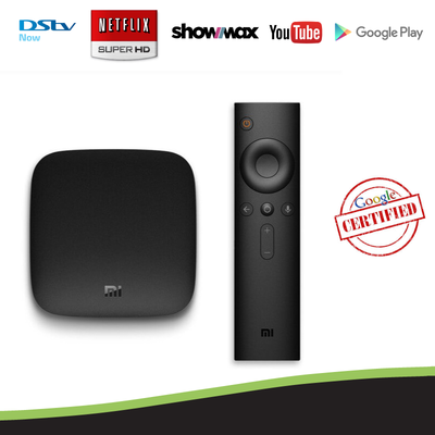 Xiaomi Mi 3 4K Android TV OS Media Streaming TV Box