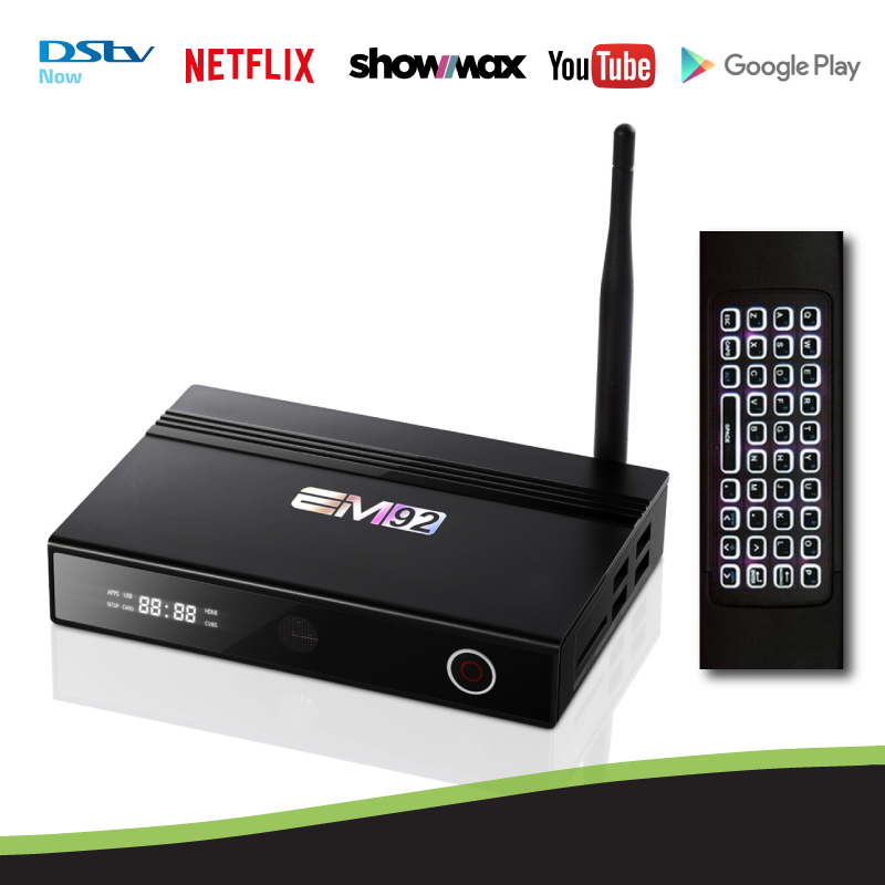 EM92 Amlogic S912 2GB/16GB Android 7.1 TV BOX