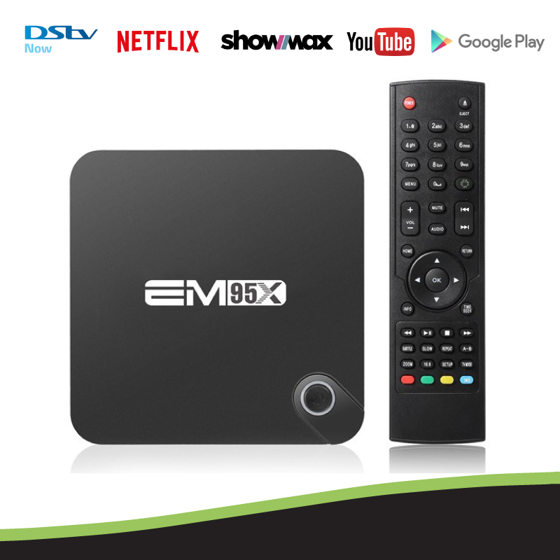 EM95X Amlogic S905X 2GB/16GB Android TV BOX 008
