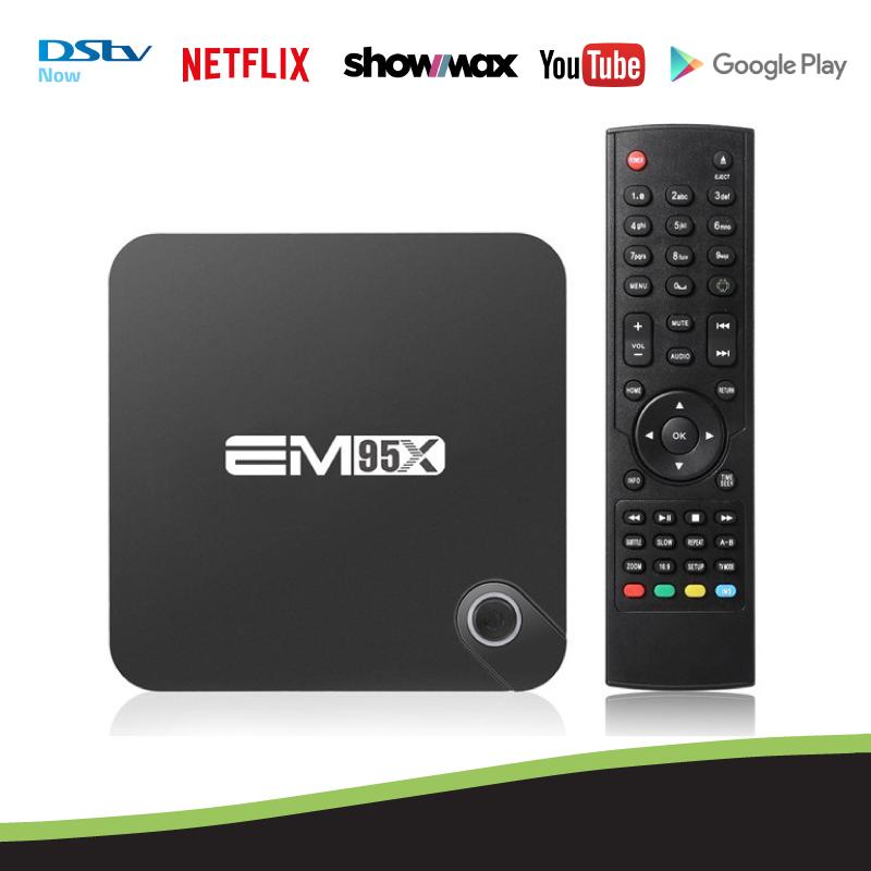 EM95X Amlogic S905X 2GB/16GB Android TV BOX
