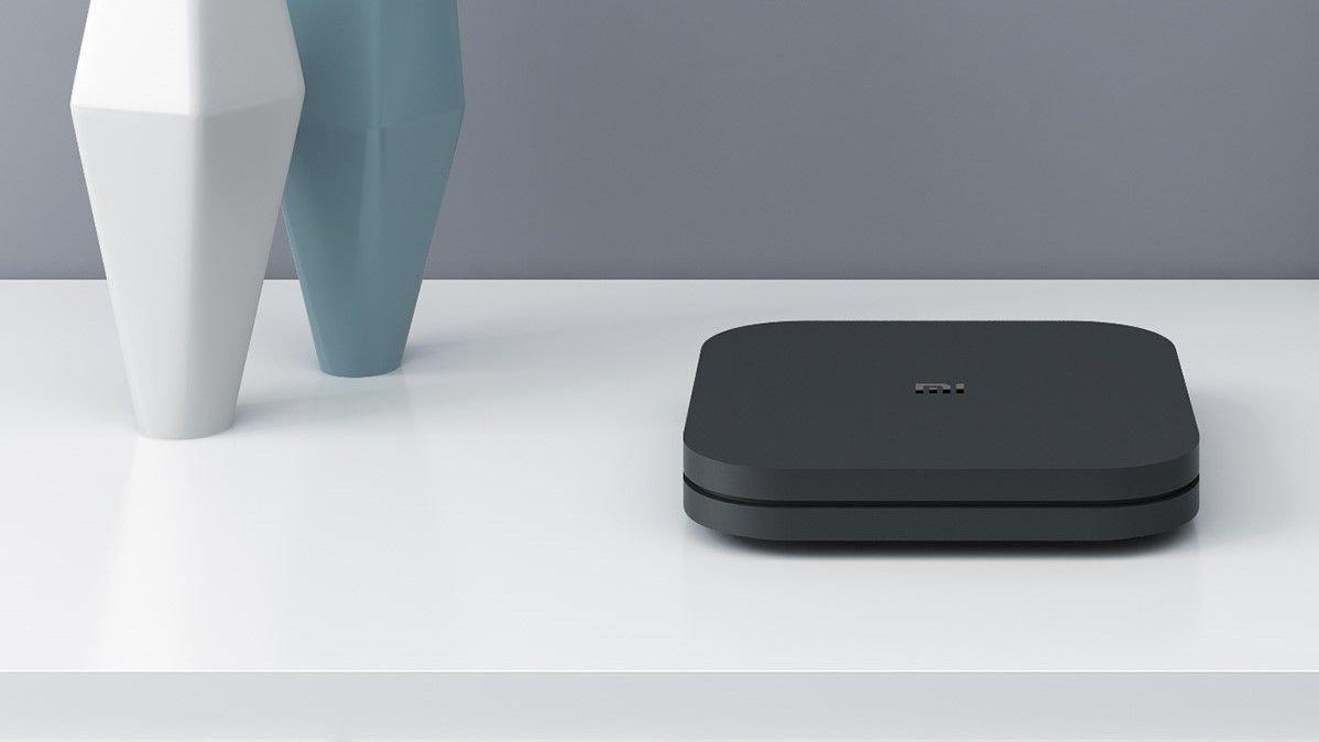 Xiaomi Mi S 4K Android TV OS Media Streaming TV Box