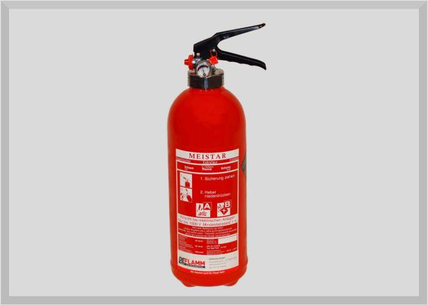 Fettbrand Feuerlöscher ML2