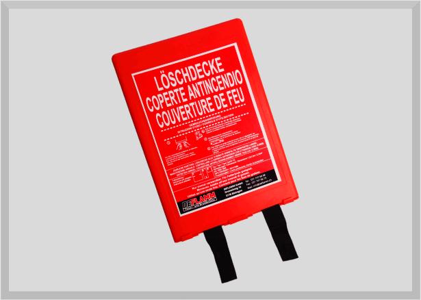 Löschdecke Deflamm Premium 180 x 120