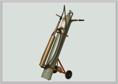 Kohlendioxid Feuerlöscher KS30 (fahrbar)