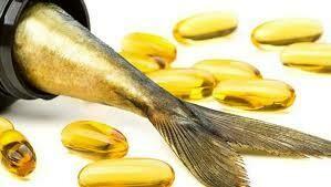 Omega Fish Oil 1300 - 60 caps