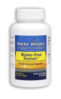 Blister-Free Forever