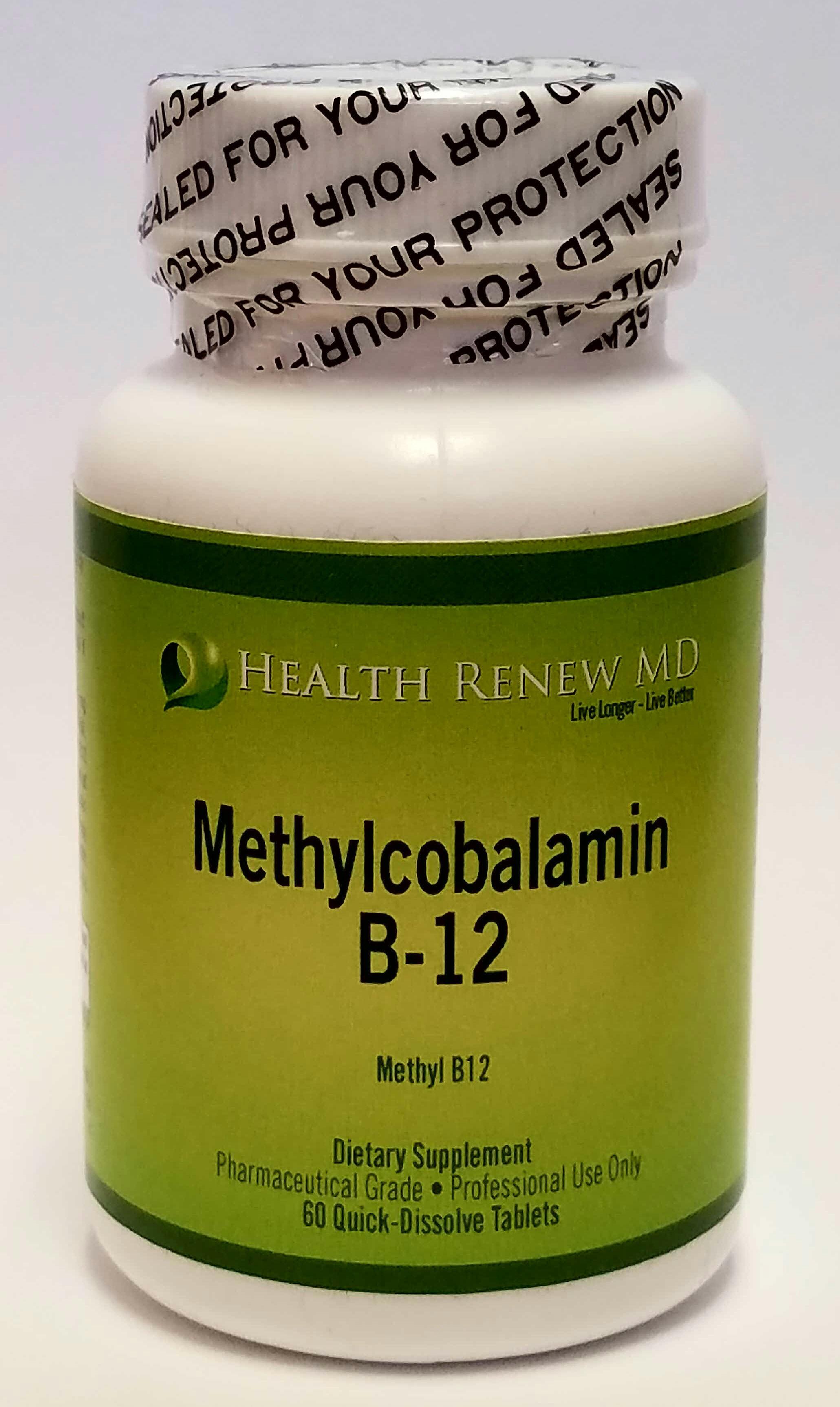 B-12 - Methylcobalamin 00013