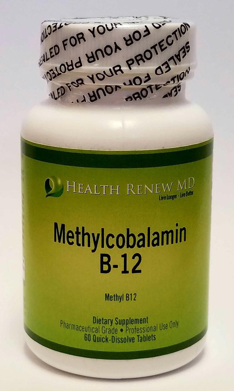 B-12 - Methylcobalamin