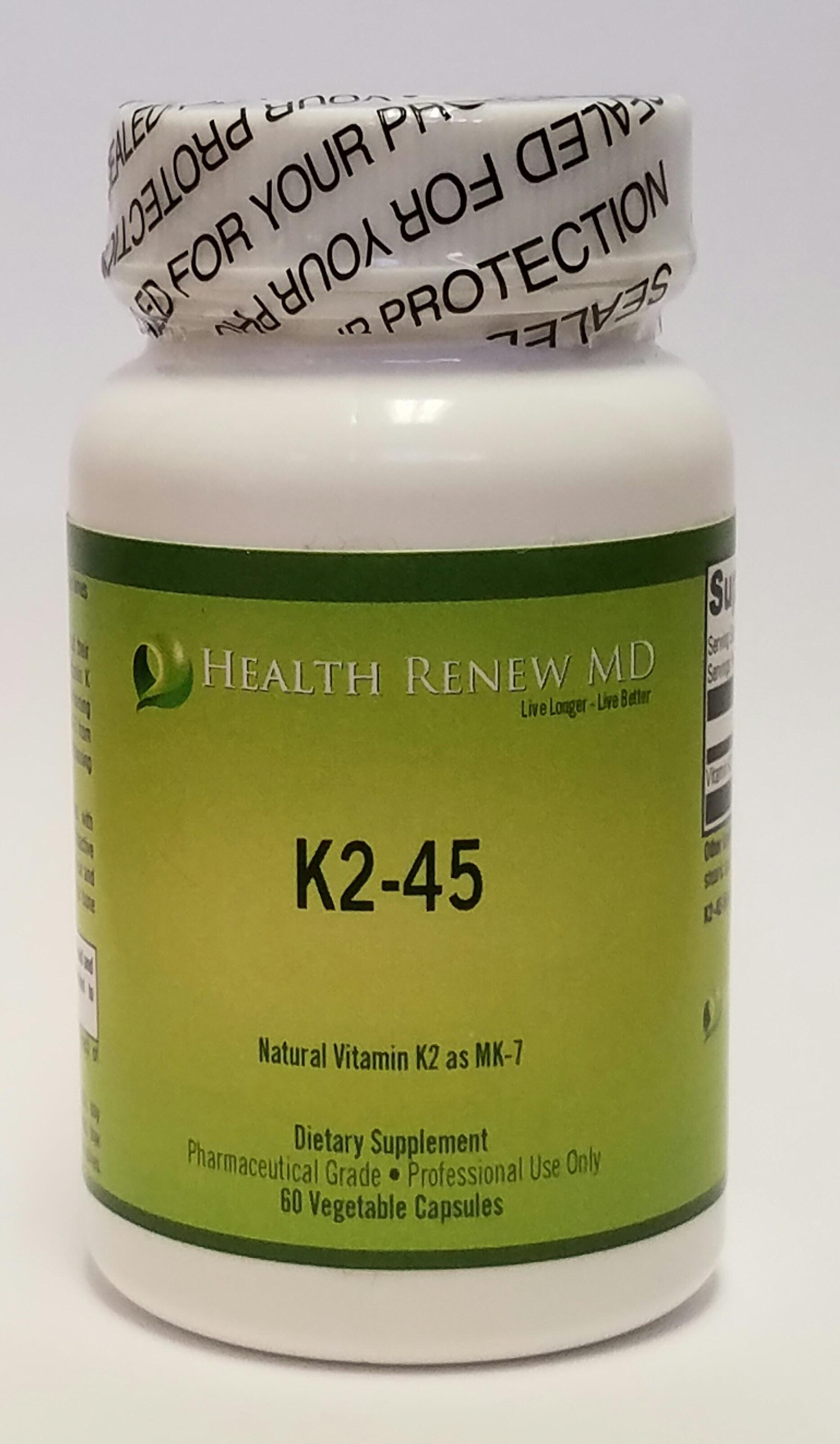 Vitamin K2-45 00087