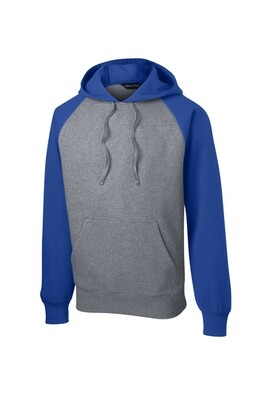 Hoodie Raglan Sleeves - Screen Print