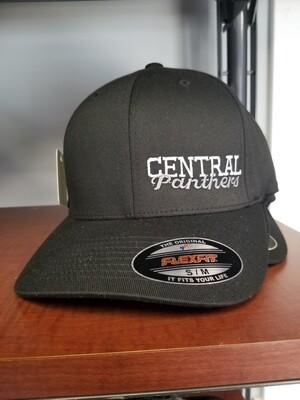 Port Authority Flex Fit Black Hat