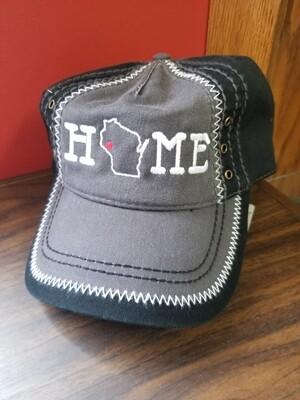Home Hat Adjustable Floppy Hat