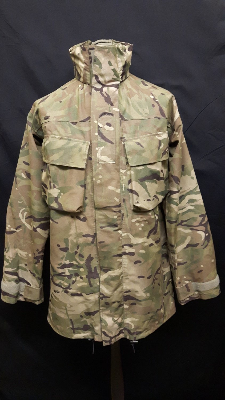 791b86b33 British Army Issue MTP Goretex Jacket
