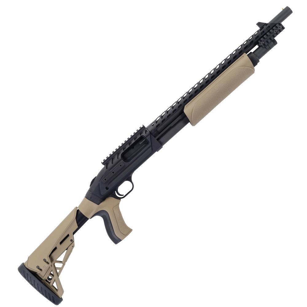 Ati scorpion mossberg 500 price - Mossberg 500 Ati Scorpion Tactical 12ga Pump Shotgun Talo Exclusive 18 5 3