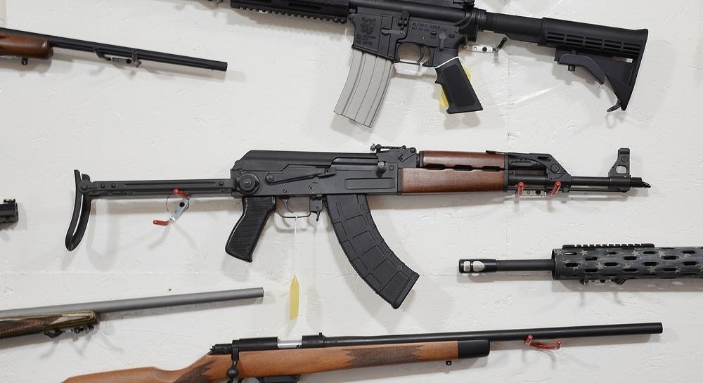 CENTURY M70 ABM AK-47/ Milled Receiver/ Underfolder Stock/ 30+1/ 16