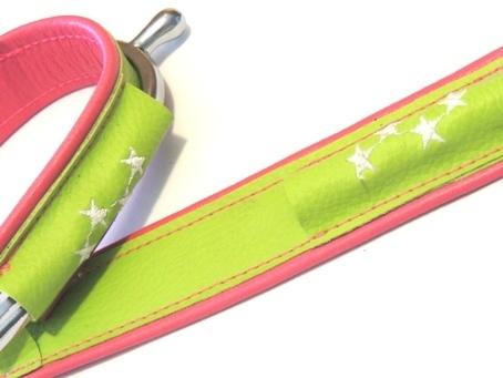 FUN 4 étoiles  Green - Vert & Pink - Rose