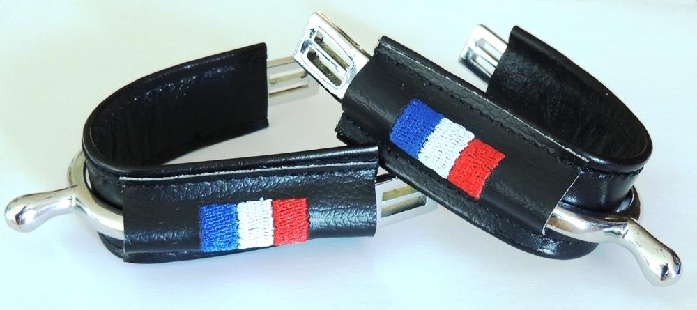 Duø Noir - FRANCE / Black French flag
