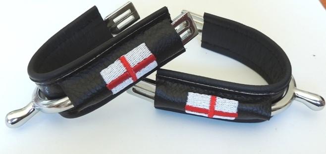 Duø Noir - England  / Noir England flag