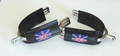 Duø Noir - GB / Black GB flag