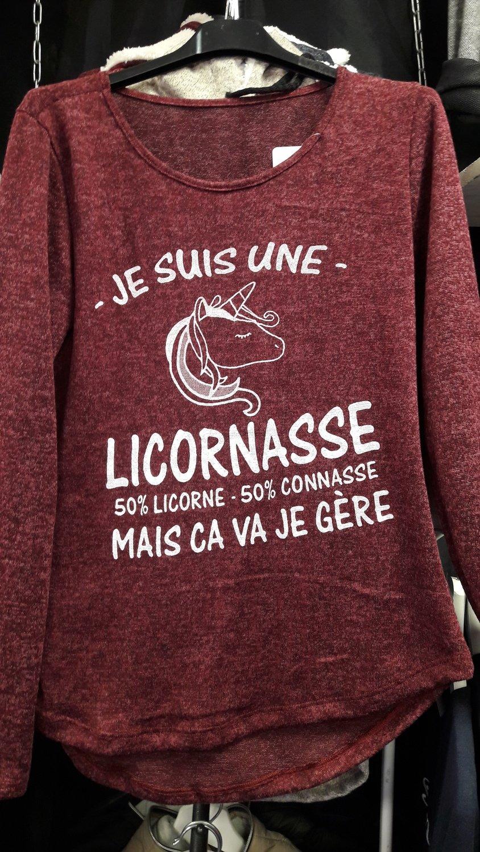 Tshirt Licorne capuche 🦄pp