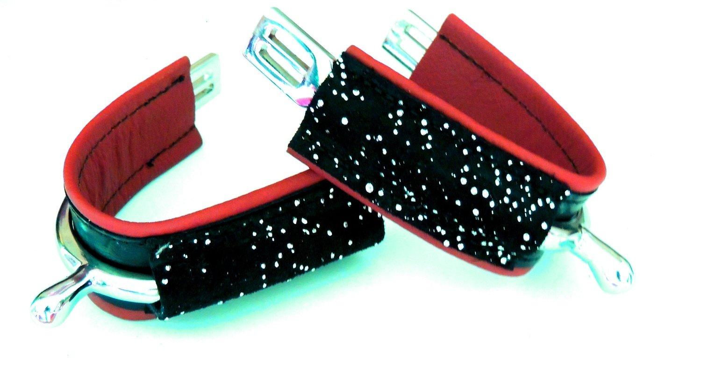 LUXURY Rouge - Noir Cristal / Red