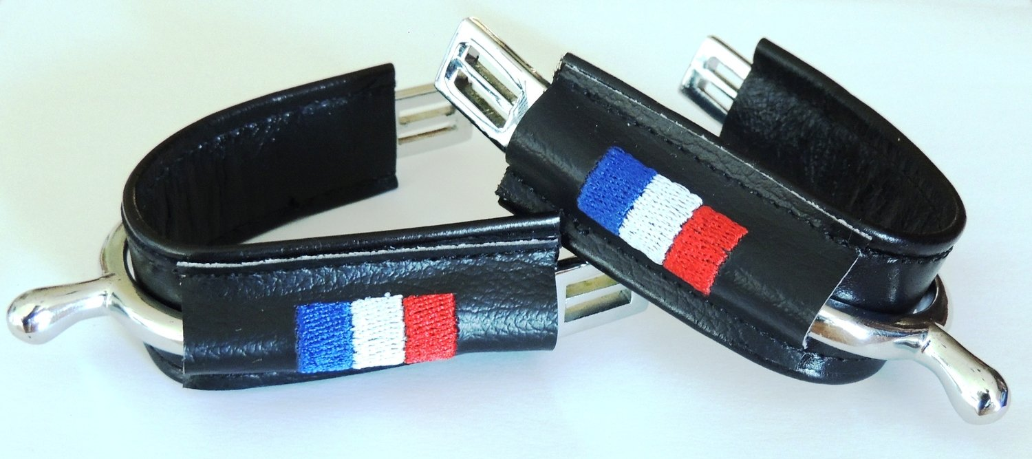 Duø Noir - FRANCE / Black French flag