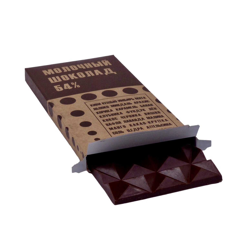 Миасский Молочный Шоколад 54%