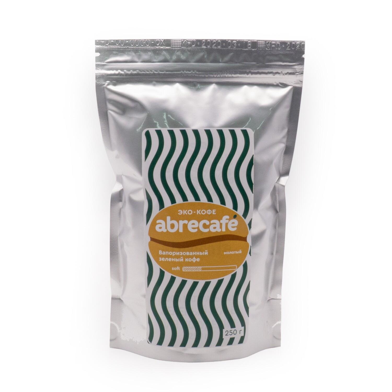 Abrecafe: вапоризированный зелёный кофе