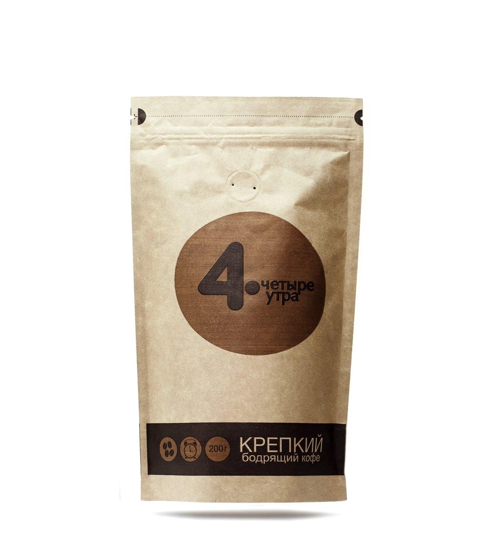 4 утра Крепкий кофе