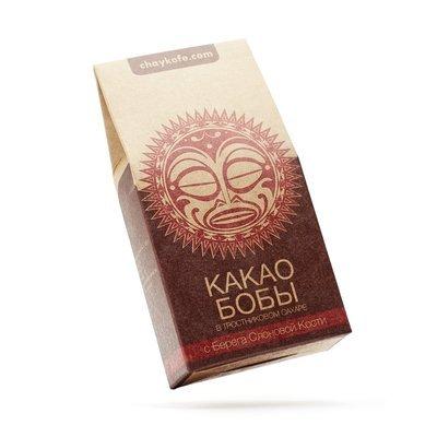Какао-бобы в сахаре