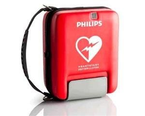 Philips FR3 Small soft canvas AED carrying case.