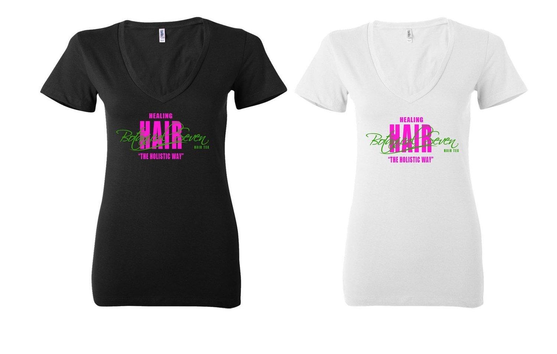 Healing Hair Womens T-Shirts