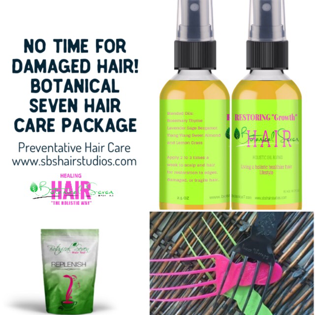 Preventative Hair Care Pack Revive