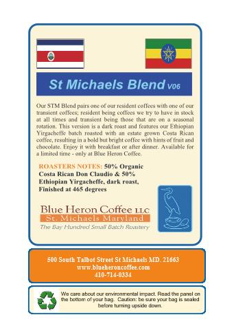St Michaels Blend V06