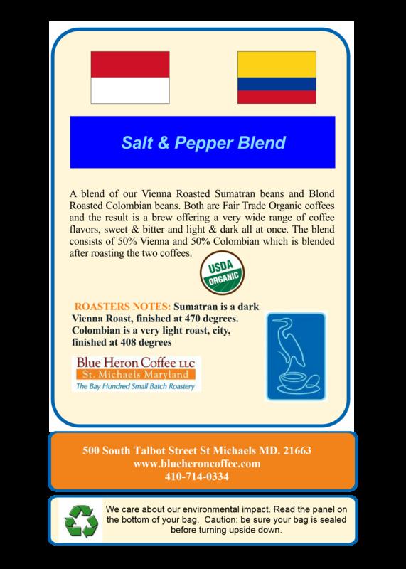 Salt And Pepper Blend
