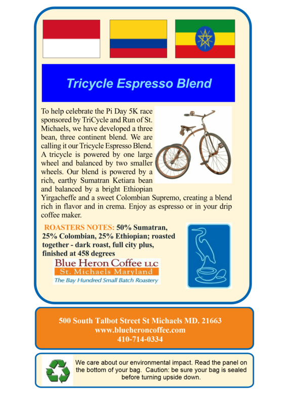 Tricycle Blend