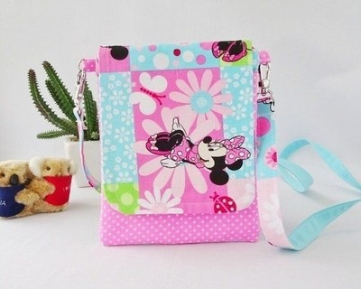 Minnie Mouse Mini Sling Bag