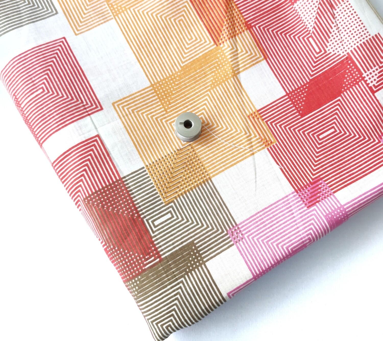 Geometric Orint Lightweight Cotton Fabric