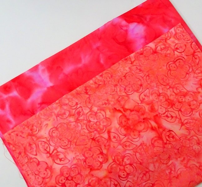 FAT QUARTER DUOS RED