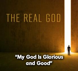 My God Is Glorious and Good 28703