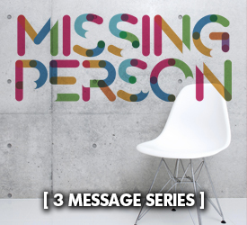 Missing Person (Series) 34900