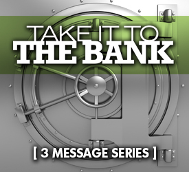 Take It To the Bank (Series) 12900
