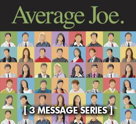 Average Joe (Series) 13100