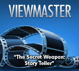 The Secret Weapon: The Story Teller 13205
