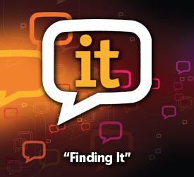 Finding It 13803