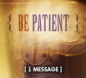 Be Patient 15300