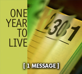 One Year to Live 15400