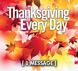 Thanksgiving Every Day 15800