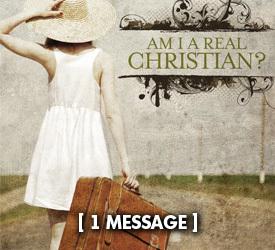 Am I a Real Christian? 15900